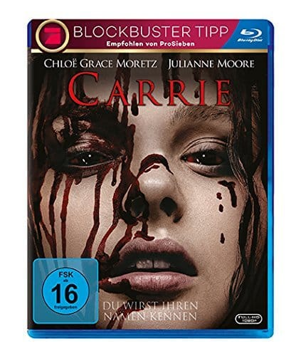 Carrie 2013 Cover