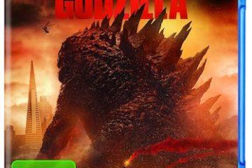 Godzilla 2014 Cover