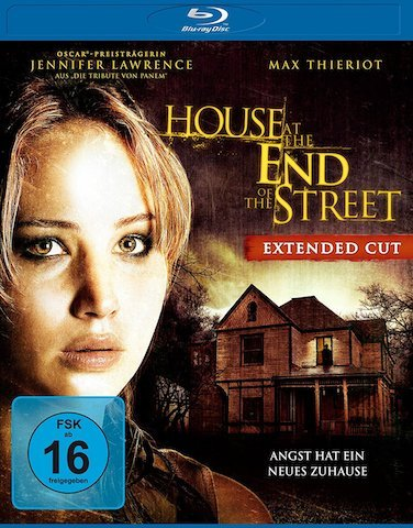 House at the end of the street cover