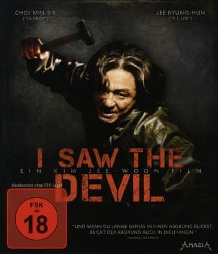 I Saw The Devil Cover