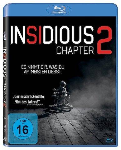 Insidious 2 Cover