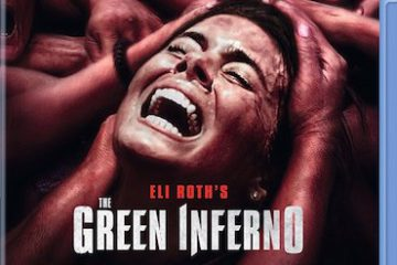 The Green Inferno Cover