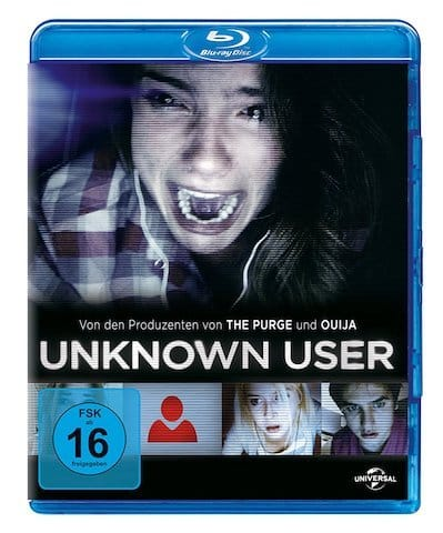 unknown user cover