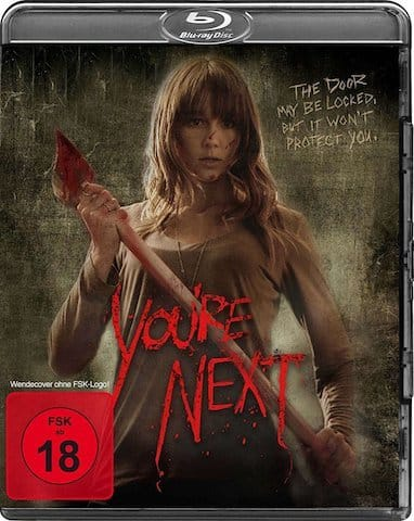 Youre Next Cover - 2011