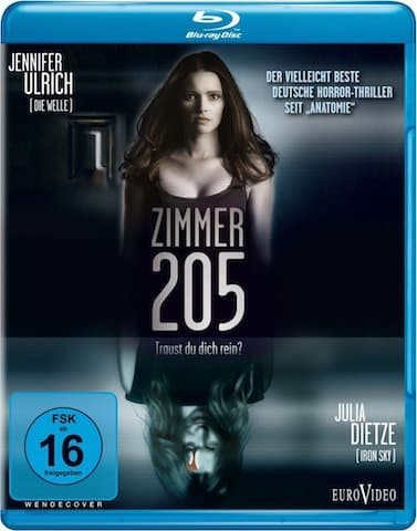 Zimmer 205 Cover