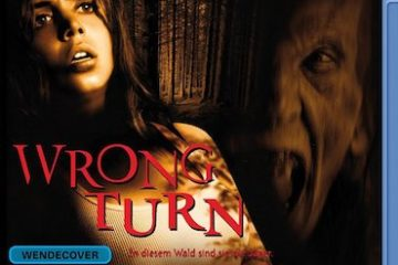 Wrong Turn Cover