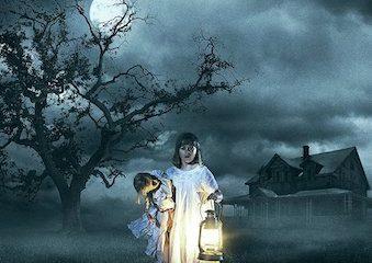 Annabelle 2 Cover