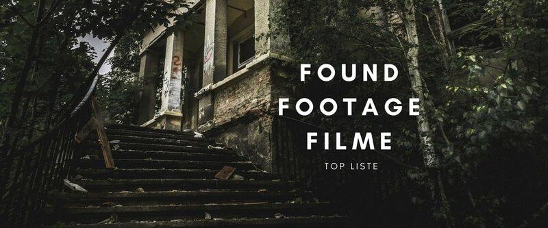Found Footage Filme