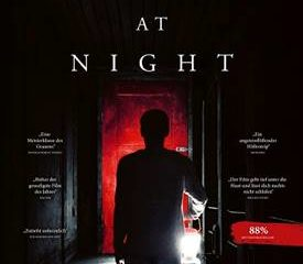 It comes at night Cover