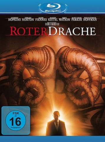 Roter Drache Cover